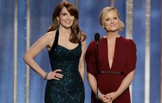 A history of Tina Fey and Amy Poehler's funny female friendship - Elle