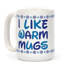 I Like Warm Mugs #frozen #disney #funnymug #mugs #coffeemugs
