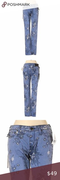 I just added this listing on Poshmark: Big Star Blue Floral Rose Print Straight Leg Jeans. Low Rise Jeans, Mid Rise Skinny Jeans, Tweed Blazer, Tweed Jacket, Big Star Jeans, Printed Blazer, Jeans For Sale, Plus Fashion, Fashion Trends