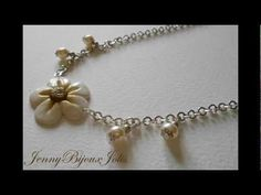 Le mie creazioni in fimo e perle - polymer clay bijoux creations - YouTube