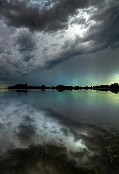 ✮ Approaching Storms by Phil Koch