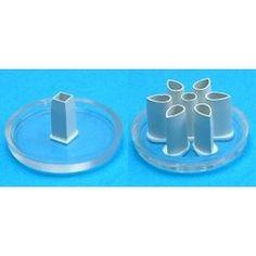 PME Sugarcraft Eyelet Cutter Set - Square & 5-Petal