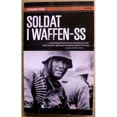 Johann Voss: Soldat i Waffen-SS