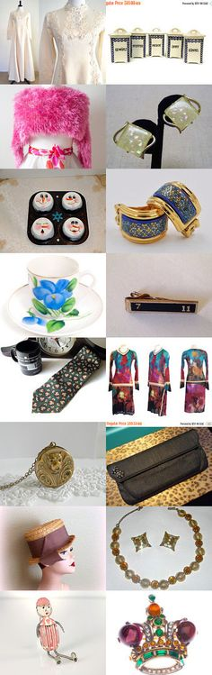 Bottom Drawer by Catherine Boudoir on Etsy--Pinned+with+TreasuryPin.com Vintage Vogue Fashion, Boudoir, Drawers, Antiques, February 2016, Gifts, Small Businesses, Etsy, Gift Ideas