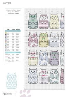 (4) Gallery.ru / Фото #58 - *** - brankacro (this is a 2 page chart. Just click on the first chart to go to the 2nd page)