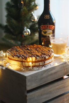 Jäädytetty Bailey's kakku Yams, Baileys, Something Sweet, Sangria, Sweet Recipes, Tiramisu, Camembert Cheese, A Food, Dairy