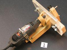 rotary tool pin guide