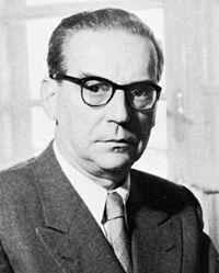 Ivo Andrić – Nobel de Literatura em 1961 (Iugoslávia). Wikipédia, a enciclopédia livre