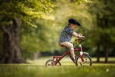 You Must Be This Tall to Ride This Bike by Adrian C. Murray on 500px