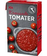 Krossade Tomater 500g ICA