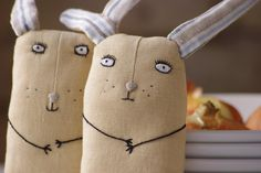 Serious bunny by adatine on Etsy https://www.etsy.com/listing/95288303/serious-bunny