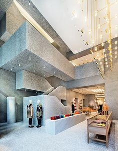 A New York City flagship for Valentino designed by Sir David Chipperfield