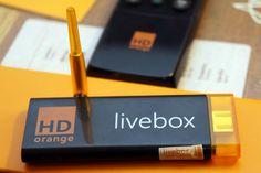Livebox HD, lắp đặt thiết bị giải trí Livebox, đại lý đầu thu toàn quốc