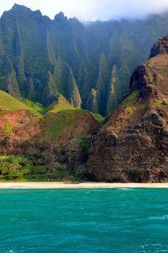 The Oldest inhabited Hawaiian island