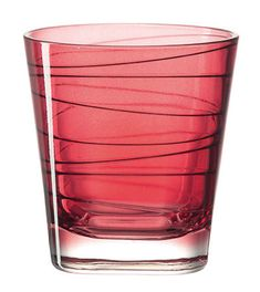 Buy the Whisky glass Vario from Leonardo, on Made in Design - 48 to 72 hours delivery. Spiral Pattern, Whisky, Design Projects, Shot Glass, How To Make, Products, Tumbler, Red, Whiskey