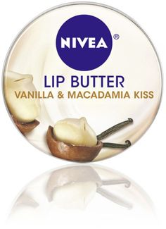 Nivea Lip Butter Vanilla & Macadamia Kiss Ulta.com - Cosmetics, Fragrance, Salon and Beauty Gifts--I use this every night before I go to bed, and haven't had chapped lips since I began using it.