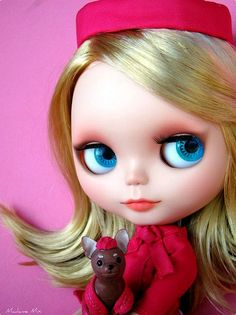 Legally Blonde Blythe ~ ***MADAME MIX***
