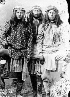 San Carlos Apache Warriors, Arizona, USA ck