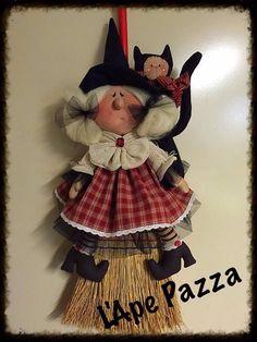 "Kit Befane e streghette : Kit ""Miss Amalia e Momo'"""