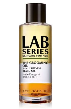 This triple-blend grooming oil delivers an all-in-one solution for shave and beard care. Sea Buckthorn Oil, Jojoba Oil and Sweet Almond Oil blend with vitamins and hydrators to tackle each grooming need. Best Beard Oil, Oils For Men, Pre Shave, Lab, Hair Vitamins, Beard Grooming, Beard Care, Hair And Beard Styles, Hair Oil