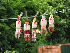 Mes Poupées by Julie Adore // www.flickr.com/photos/julieadore