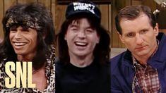 Garrett Morris, Wayne Campbell, Dana Carvey, Saturday Night Live, Drunk Driving, Chevy Chase, It Cast