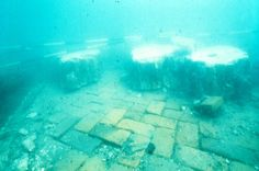 Port Royal Ruins.  This is one of the most popular field trips for Kingston based schools.  There is an entire city beneath the water