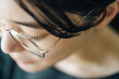 普段のさりげない姿をステキに見せてくれる、まつげのエクステ 。 Hoop Earrings, Jewelry, Jewlery, Bijoux, Schmuck, Jewerly, Jewels, Jewelery, Fine Jewelry