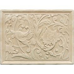 Check out this Daltile product: Arabesque Crema Fabrege Mural FA77