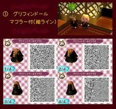 Animal Crossing: New Leaf: ULTIMATE HARRY POTTER OUTFITS- Animal Crossing: New…