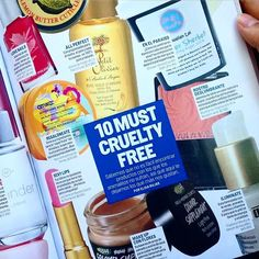 10 Must Have Cruelty-Free Products for 2015 by Cosmo Chile. ME! Bath Hawaiian Lei Shower Sherbet is on the list!