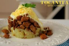 Prajitura Televizor - Retete culinare by Teo's Kitchen Baked Potato, Sushi, Potatoes, Beef, Baking, Ethnic Recipes, Pork, Meat, Potato