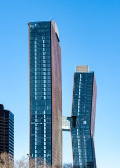 Corporate architecture | American Copper Building by SHoP Architects, New York