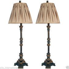 pleated lampshades