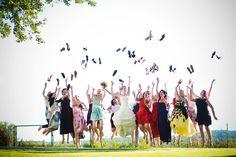 Gruppenfoto Hochzeit | Hochzeitsblog marryMAG| Der Hochzeitsblog