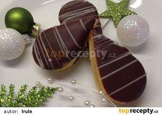 Kofilové slzičky recept - TopRecepty.cz Mini Cakes, Pudding, Sweet, Desserts, Food, Cookies, Bakken, Candy, Tailgate Desserts