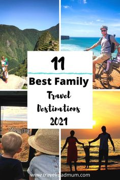 Any destination can be a family travel destination, but some are especially good for traveling with kids. We've been to so many countries with Esme and Quinn and we've gotten to experience adventure holidays, beach holidays, backpacking and much more.We enjoy a little of everything, but no matter what your preference is for a holiday, be it relaxing by the beach or being plunged into another culture, there should be something here that is perfect for your next family vacation! #travelmadmum Amsterdam Things To Do In, Visit Amsterdam, Travel With Kids, Family Travel, Mum Blogs, Flying With A Toddler, London With Kids, Adventure Holiday, Visit Portugal