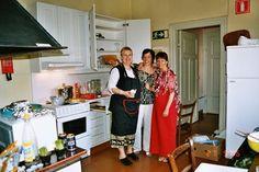 Hannan käly, siskokset Soila ja Satu Mäkitalo