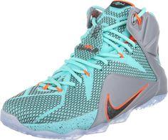 outlet store 3b5f6 80819 Amazon.com   nike lebron XII 12 mens hi top basketball trainers 684593  sneakers shoes james (uk 6 us 7 eu 40, university red black white hyper  crimson 601) ...