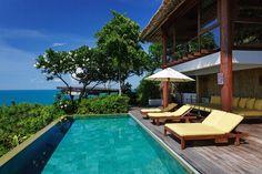 Booking.com propose neuf hébergements de rêve entre luxe et écologie de l'Indonésie a New York en passant par les Maldives, Las Vegas et la Thaïlande - Six Senses Samui - Choeng Mon Beach