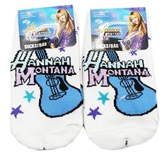 Disneys Sofia the First Light Blue//White Floral Kids Socks 2 Pairs, Size 6-8