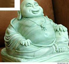 Buddha Cake; have you pinned this yet Kim?(;