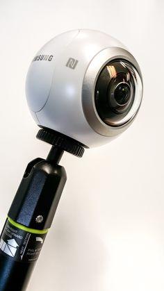 Samsung 360 Gear Stick Selfie ** Click image to read more details. Selfie Stick, Gears, Samsung, Image, Gear Train