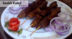 Seekh Kaleji Recipe - Recipes Table Eid Food, Vitamins And Minerals, Eid Recipes, Tasty, Favorite Recipes, Beef, Chicken, Healthy, Drinks