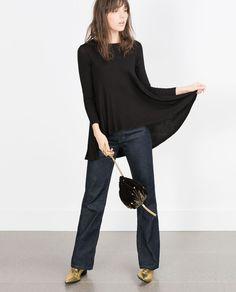 Imagem 1 de T-SHIRT EVASÊ da Zara