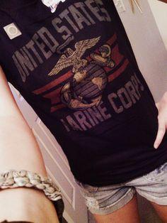#usmc #marines #boyfriend #support #tee