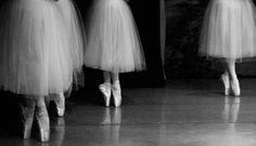 ballet black&white