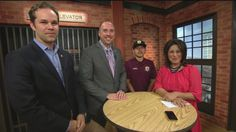 Featuring @SacRepublicFC broadcast team in #GoodWill #WindYouth #CarCzar #DineStockton and More Today in the News