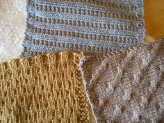 Knitting With Karma: Texture