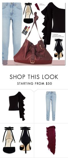 """""""www.lebulgausa.com"""" by edy321 ❤ liked on Polyvore featuring Beaufille, M.i.h Jeans, Nine West, crossbodybag and lebulgausa"""